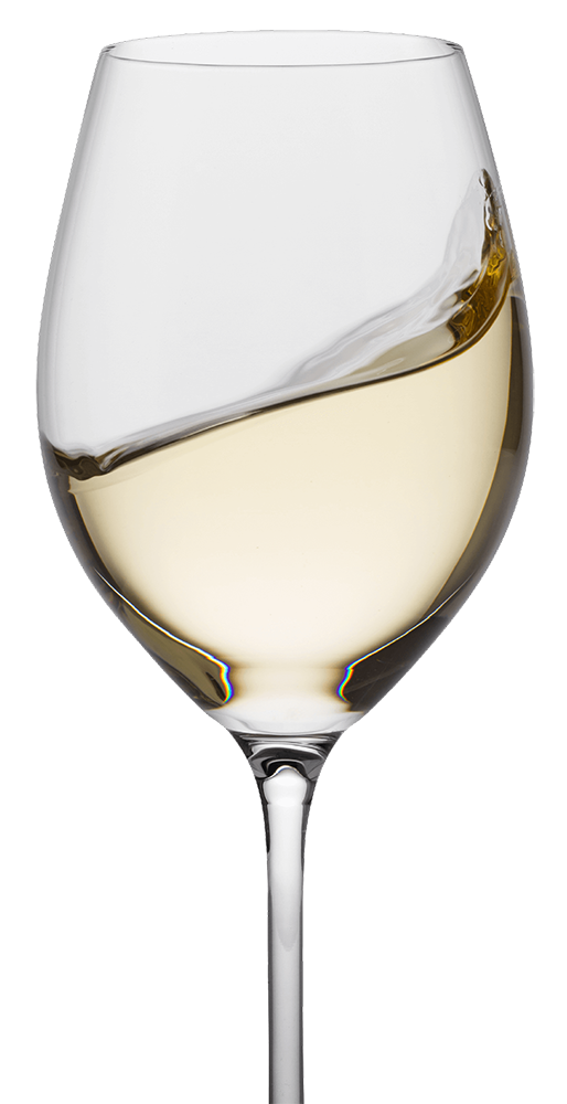 wine white glass